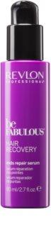 Revlon Professional Be Fabulous Hair Recovery siero riparatore delle punte