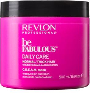 Revlon Professional Be Fabulous Daily Care regenerierende und feuchtigkeitsspendende maske