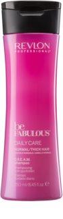 Revlon Professional Be Fabulous Daily Care Hydraterende en Revitaliserende Shampoo