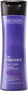 Revlon Professional Be Fabulous Daily Care condicionador para dar volume aos cabelos finos