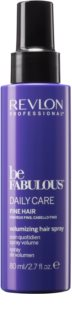 Revlon Professional Be Fabulous Daily Care Volume Spray for Fine Hair