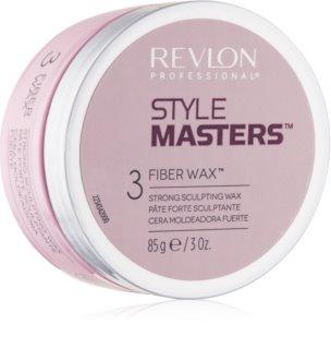 Revlon Professional Style Masters Styling Wax  voor Fixatie en Vorm