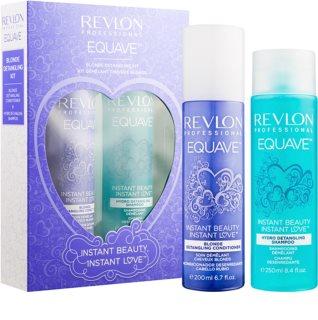 Revlon Professional Equave Blonde Kosmetik-Set  I. (für blonde Haare) für Damen