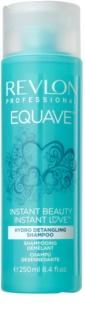 Revlon Professional Equave Hydro Nutritive champô hidratante  para todos os tipos de cabelos
