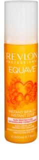 Revlon Professional Equave Sun Protection незмивний кондиціонер у формі спрею для волосся пошкодженого сонцем