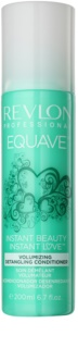 Revlon Professional Equave Volumizing conditioner Spray Leave-in pentru par fin