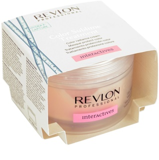 Revlon Professional Interactives Color Sublime Mask For Colored Hair
