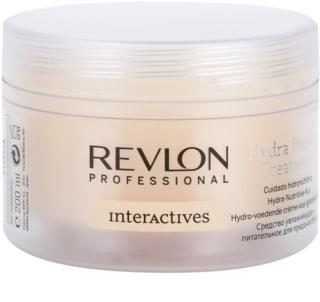 Revlon Professional Interactives Hydra Rescue Maske für trockenes und beschädigtes Haar
