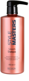Revlon Professional Style Masters розгладжуючий шампунь