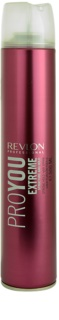 Revlon Professional Pro You Extreme lak na vlasy silné zpevnění