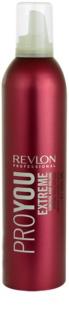 Revlon Professional Pro You Extreme Styling Mousse  Sterke Fixatie