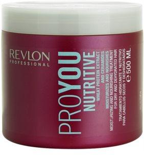 Revlon Professional Pro You Nutritive mascarilla para cabello seco