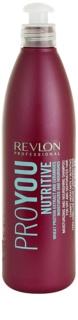 Revlon Professional Pro You Nutritive Shampoo  voor Droog Haar