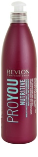 Revlon Professional Pro You Nutritive σαμπουάν για ξηρά μαλλιά