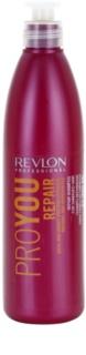 Revlon Professional Pro You Repair šampon pro poškozené, chemicky ošetřené vlasy