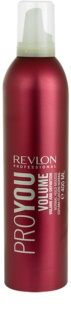 Revlon Professional Pro You Volume mousse para fixação normal