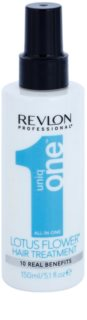 Revlon Professional Uniq One All In One Lotus Flower tratamiento capilar 10 en 1