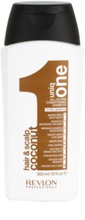 Revlon Professional Uniq One All In One Coconut Energising Shampoo for All Hair Types