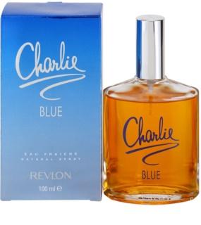 Revlon Charlie Blue Eau Fraiche woda toaletowa dla kobiet 100 ml