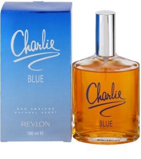 Revlon Charlie Blue Eau Fraiche eau de toilette pour femme 100 ml