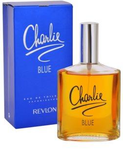 Revlon Charlie Blue toaletní voda pro ženy 100 ml