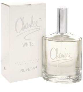 Revlon Charlie White Eau de Toilette voor Vrouwen  100 ml