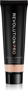 Revolution PRO Full Cover voděodolný krycí make-up