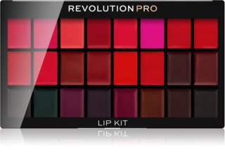 Revolution PRO Lip Kit paleta šmink