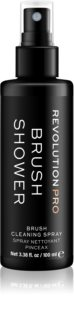 Revolution PRO Brush Shower emulsión limpiadora para brochas