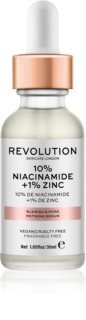 Revolution Skincare 10% Niacinamide + 1% Zinc Serum For Enlarged Pores