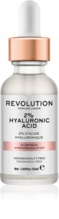 Revolution Skincare 2% Hyaluronic Acid хидратиращ серум