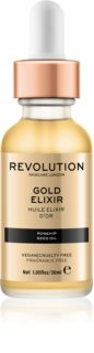Revolution Skincare Gold Elixir Skin Elixir With Rosehip Oil