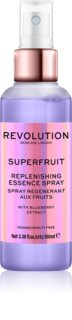 Revolution Skincare Superfruit spray restaurador de pele