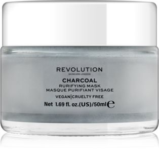 Revolution Skincare Charcoal masque purifiant visage