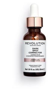 Revolution Skincare Dark Spot Corrector sérum ativo anti-manchas de pigmentação