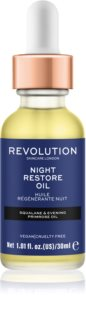 Revolution Skincare Night Restore Oil Brightening and Moisturising Oil