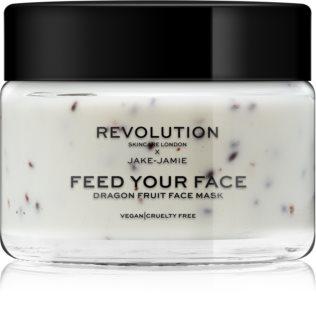 Revolution Skincare Jake-Jamie Dragon Fruit Soothing Face Mask