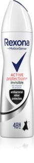 Rexona Active Protection+ Invisible Antiperspirant Spray For Women