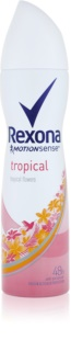 Rexona Fragrance Tropical antitranspirante em spray 48 h