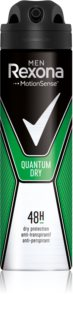 Rexona Dry Quantum Antitranspirant Spray