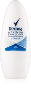 Rexona Maximum Protection Clean Scent Antitranspirant Deoroller 48h