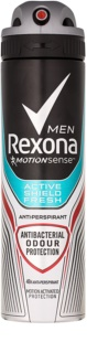Rexona Active Shield Fresh antitranspirante en spray para hombre