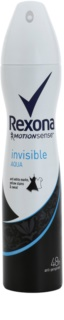 Rexona Invisible Aqua antiperspirant v spreji