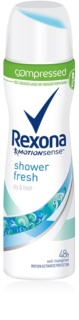 Rexona Shower Fresh spray anti-transpirant