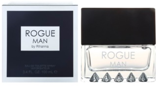 Rihanna Rogue eau de toilette para homens 100 ml