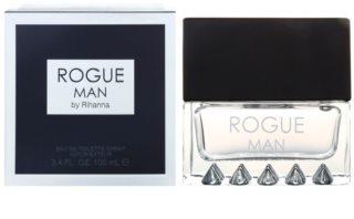 Rihanna Rogue Eau de Toilette voor Mannen 100 ml