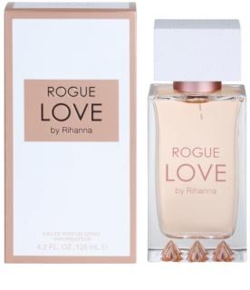 Rihanna Rogue Love Eau de Parfum voor Vrouwen  125 ml