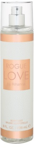 Rihanna Rogue Love spray pentru corp pentru femei 236 ml