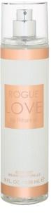 Rihanna Rogue Love telový sprej tester pre ženy 236 ml