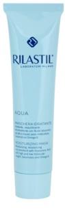 Rilastil Aqua máscara hidratante com ácido hialurónico